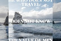 Wanderlust Inspiration / Inspiration from the places that we've been.