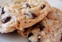 -food baking pies cakes cookies- / by Rileigh Hansen