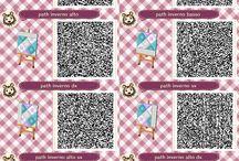 Animal Crossing Wege