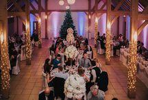 #Winter #Wedding at Rivervale Barn
