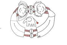 @kajashipstead illustrations / illustration by Kaja Shipstead:)