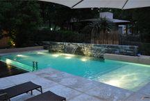 Piscinas Scualo / Diseñando piscinas desde 1982. Designing swimming pools since 1982. +54 0351 4770602  +54 0351 4641904  • Córdoba, Argentina •