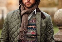 Quilted jackets / I love the timelessness of the quilted fabric. Here a collections of them to inspire