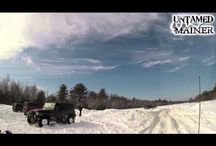 Jeeping in Maine! / Here are some videos of Jeeping adventures.  Some of these videos are with our Jeep clubs, while others are just out and about on the trails!