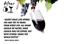 Wine inspired Quotes