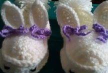 Szydełkowe kapcie.  https://www.facebook.com/Szydełkowe-różności-Ireny-Crochet-1457868571205627/ / Szydełkowe