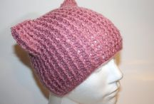 pussyhat / https://www.etsy.com/listing/507052133/pussyhat-pink?ref=shop_home_active_1