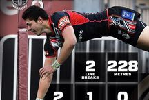Infographics / Infographics and stats from the Vodafone Warriors