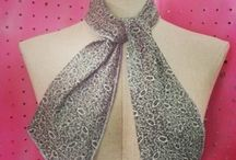 Style-Scarves / by Trisha Trixie Designs
