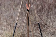 African Shooting Sticks / African Shooting Sticks for hunting on safari or locally.  Handmade, award-winning design and quality from an industry leader in exotic and domestic custom shooting sticks.