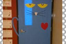 Pete the Cat / by Shelley Schoeneck