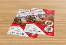 Criativamos para Restaurante Okuyama / Francisco e Milton administram o restaurante Okuyama hám ias de 10 anos. Situada em uma das ruas mais conhecidas do bairro da Liberdade SP, R. da Glória, o restaurante começou o serviço de delivery, e contou conosco para divulgar!