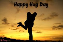 Happy hug day / National Hug Day or National Hugging Day is an annual event created by Kevin Zaborney. USA. It occurs on January 21 but is not a public holiday. The day was launched on January 21, 1986 in Caro, Michigan, USA.[3] There are reports of it being marked in some other countries. The idea of National Hug Day is to encourage everyone to hug family and friends more often