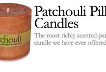 Patchouli and other favorites / favorite scents/oils, etc...
