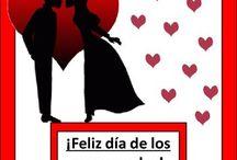 Spanish Día de los enamorados / Sharing the best Día de los enamorados, Spanish Valentine's Day lesson plans, games, activities, resources, and ideas.