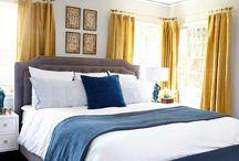 Guest Bedroom / by Jessie Knadler
