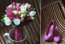 Kwiaty w dniu ślubu