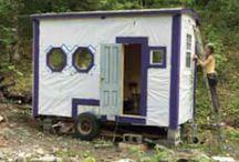 Mary's Tiny House!
