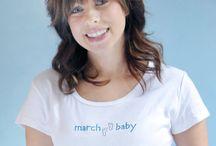 Maternity Rhinestone Transfers / Maternity Rhinestone Transfers for DIY Rhinestone T-Shirts