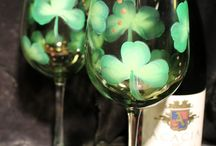 Happy St. Patrick's Day / Leprechauns, pots of gold, shamrocks & more. / by Coleen Schoolden