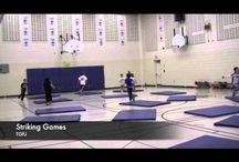 Teaching games for understanding- Striking and fielding