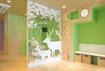 Pediatric clinics - interiors
