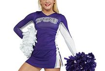 Collegiate Team Spirit / Collegiate Team gear by Cheerleading.com