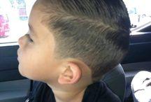 cortes de cabello para niños