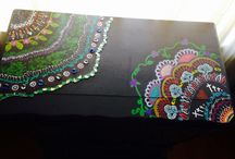 Art Box / Creativity has no limits and isn't restricted to one form only