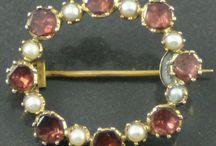 Georgian Jewellery / Georgian jewellery Collection