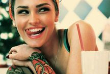 Girls + Tattoo = Perfect / Wild Fantasy