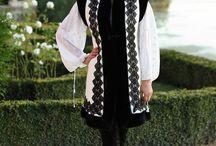 Romanian blouse / Romanian blouse, traditional folk costume