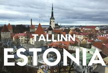 Tallinn, Estonia. 48 hours: Eat, Sleep, Sightsee, repeat. / Tallinn, Estonia. 48 hours: Eat, Sleep, Sightsee, repeat.