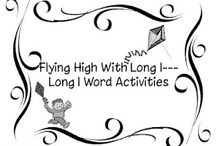 Language Arts - Spelling & Phonics / by Donna Walker