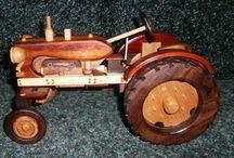 tahta oyuncaklar