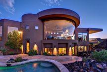 Astonishing houses
