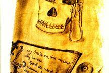 Arts(music, drawings)