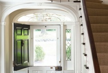 Foyers / by Rare & Beautiful Treasures