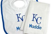 Kansas City Royals Baby Gifts / Personalized Baby Gifts For Fans Of The Kansas City Royals Major League Baseball Team.