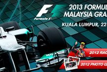 Advertising formula 1
