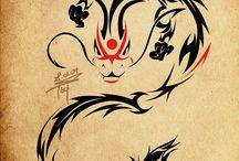 Τατουάζ Με Δράκους