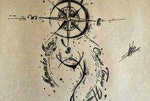 Tattoo Passion / Tante idee valide per eventuali Tattoo..