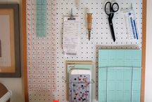 diy art studio makeover / by Pauly Olly Oxenfree