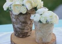 woodland rustic wedding flowers / by Sophisticated Floral Designs