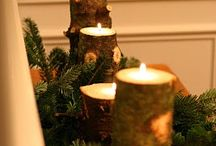 Holiday decorations / by Jessyca L