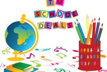 Back to School / Check out the 2014 Back to School Deals & Freebies!