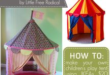 Kids - Play Tents