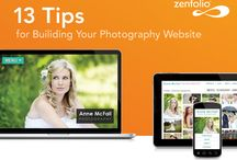 Zenfolio website's ~  inspiration and ideas / Zenfolio website hints and tips dedicated to getting the best practice from websites, blogs blogging and social platforms.