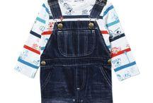 baby boy clothes / 可愛い男のこベビー服!