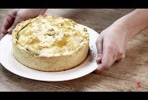 Sanduíches e tortas